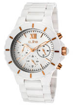 a_line watches- marina chrono white