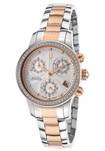Accutron watches - women's Masela chronograph