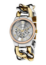 Akribos XXIV watches - women's silver dial