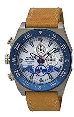 alpha industries chronograph