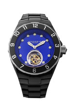 Android watches - Hercules Ceramic Automatic Tourbillon
