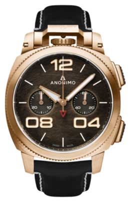 anonimo watches review militare