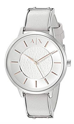 armani exchange watches ladies