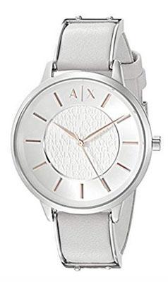 armani exchange watches ladies
