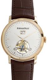 Audemars Piguet watches - large date tourbillon