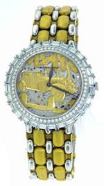 Audemars Piguet watches - rolls royce gold
