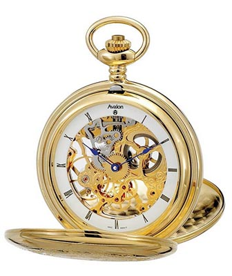 avalon imperiale pocket watch