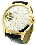 baume & mercier watches - william baume tourbillon