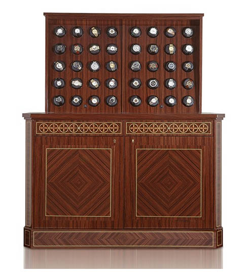 bergamo 40 watch winder
