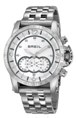 Breil watches - men's Aviator silver