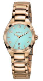 Breil watches - women's Precious rose gold