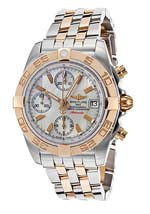 Breitling watches - men's chrono galactic