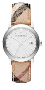 Burberry watches - men's The City