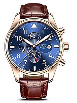 carnival watches mens complications