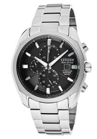 citizen watches - mens chronograph