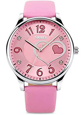 cofuo watches ladies pink