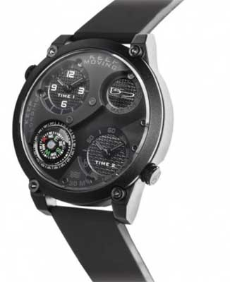 daniel steiger watches navigator compass