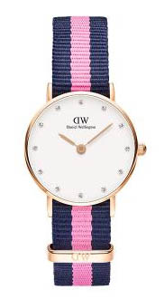 daniel wellington watches classy winchester