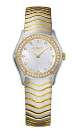 Ebel watches - ladies' Ebel classic