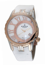 Edox watches - mother of pearl
