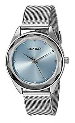 ellen tracy watches quartz
