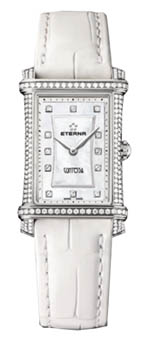 Eterna watches - Contessa Two Hands diamonds