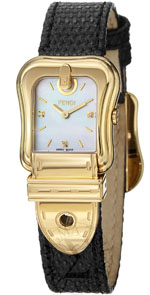 Fendi watches - women's mother of pearl