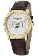 Frederique Constant watches - men's Business Timer