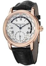 Frederique Constant watches - men's World Timer