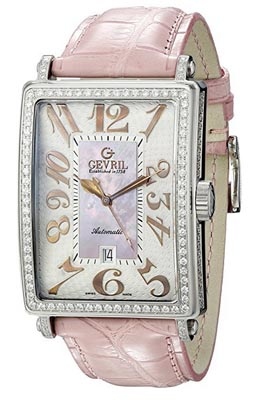 gevril watches glamour diamonds