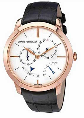 girard perregaux watches equation of time