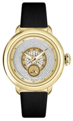 Glam Rock watches - yellow gold