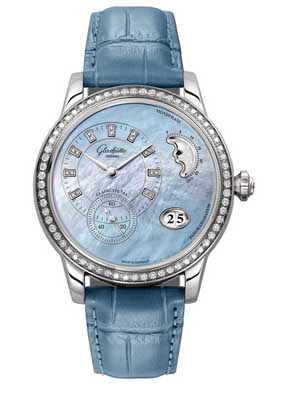 glashutte original watches ladies
