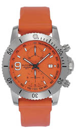 Glycine watches - Lagunare chronograph diver