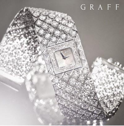 graff diamonds snowfall