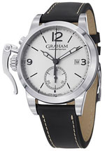 Graham watches - men's Chronofighter