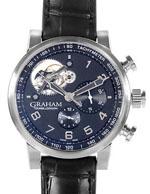 Graham watches - Silverstone Tourbillograph