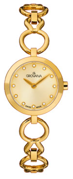 grovana watches - ladies dressline