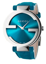 gucci watches - mens interlocking collection