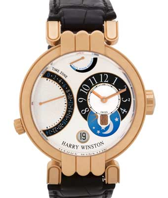 harry winston watches review