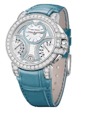 harry winston watches diamonds
