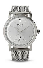 Hugo Boss watches - men's stainless steel strap 3 hand