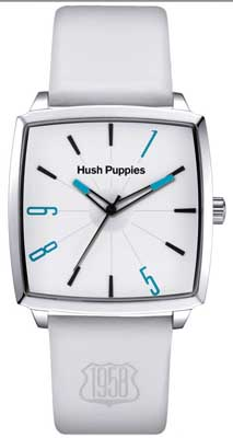 hush puppies watches 1958 collection