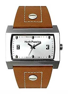 hush puppies watches quartz