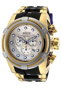 invicta watches - men's bolt chronograph