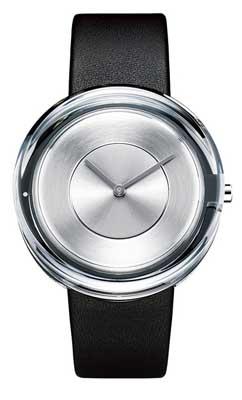 issey miyake glass watch