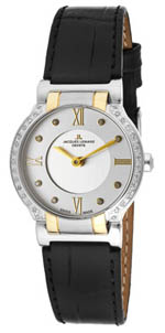 Jacques Lemans watches - women's diamond white