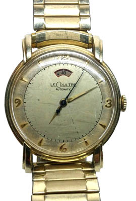Vintage Jaeger-LeCoultre Powermatic automatic watch