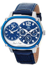 Joshua & Sons watches - blue dial