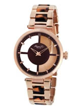 Kenneth Cole watches - women's transparent